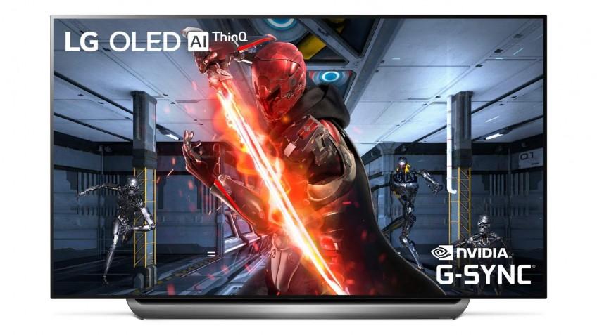 LG представил игровые телевизоры OLED с поддержкой Nvidia G-Sync