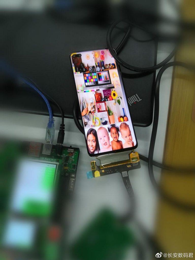 Новый бюджетный флагман Huawei показали на первой фотографии