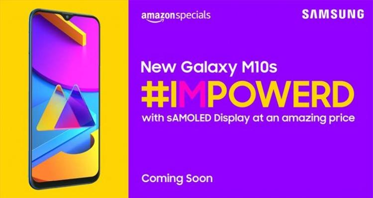 Раскрыты характеристики бюджетного смартфона Samsung Galaxy M10s