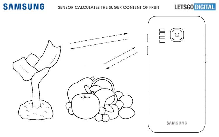 Смартфон Samsung Galaxy S11 может получить инфракрасный спектрометр