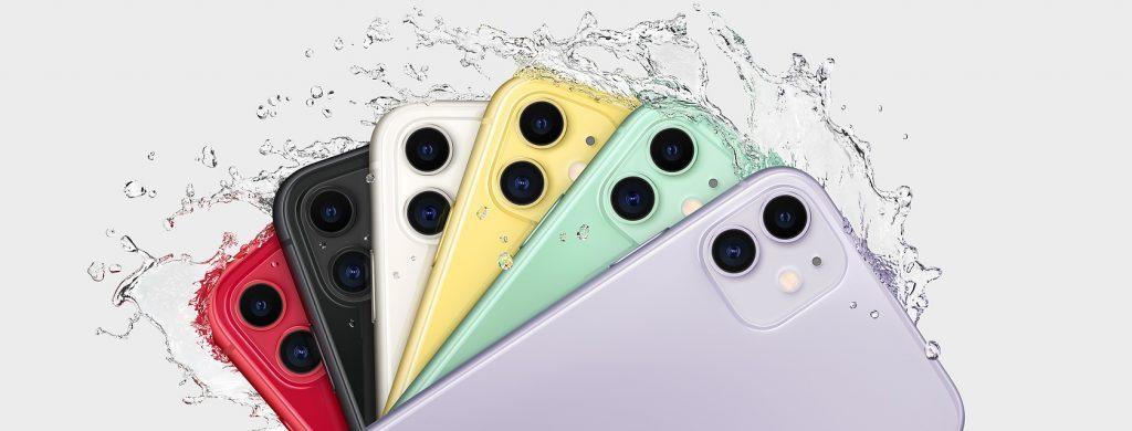 В России доступен предзаказ новых iPhone 11