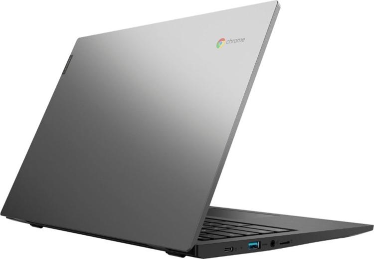 Lenovo выпустила ноутбук Chromebook S345 на базе платформы AMD