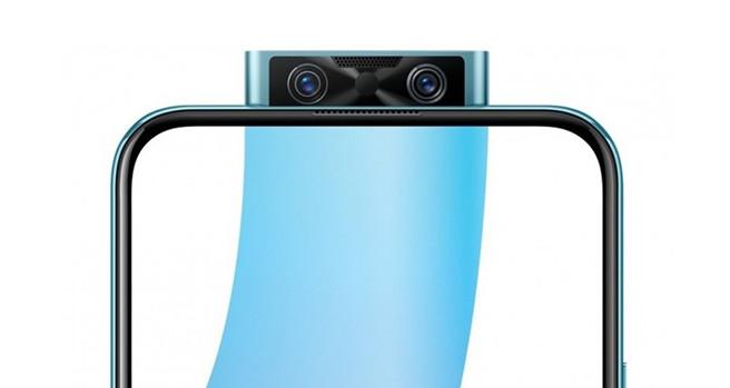 Vivo представила смартфон Vivo V17 Pro с двойной выдвижной камерой
