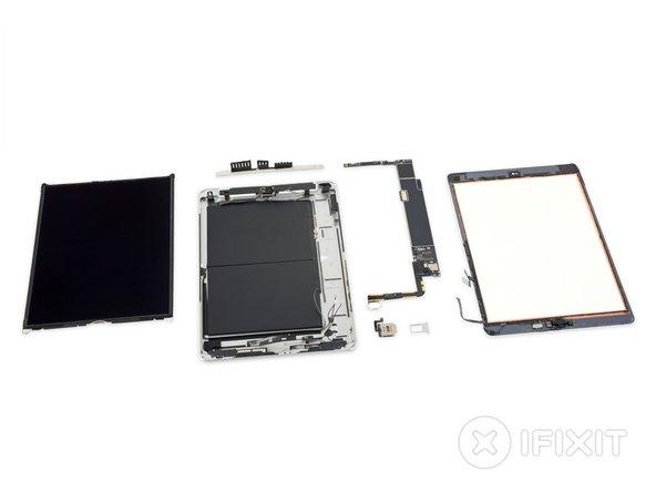 iFixit разобрали новое поколение планшета iPad