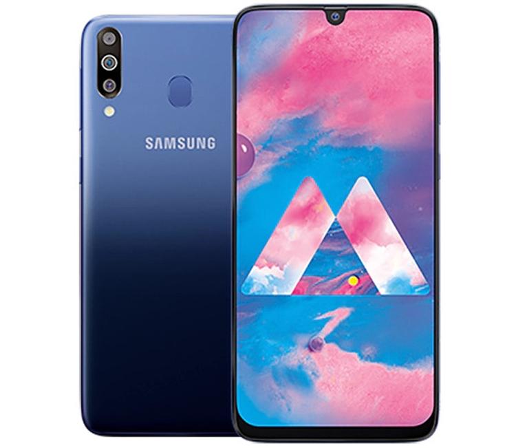 Samsung выпустила более доступный вариант Galaxy M30