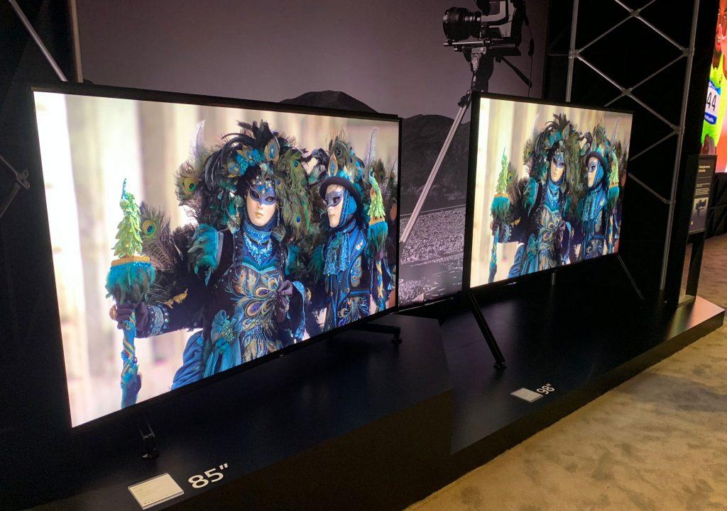Sony презентовала 8К-телевизоры за шесть миллионов рублей