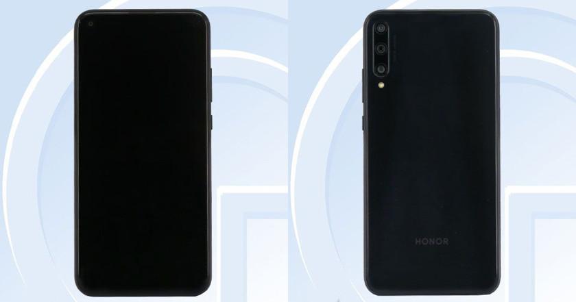 Новый смартфон Honor с тройной камерой появился в TENAA