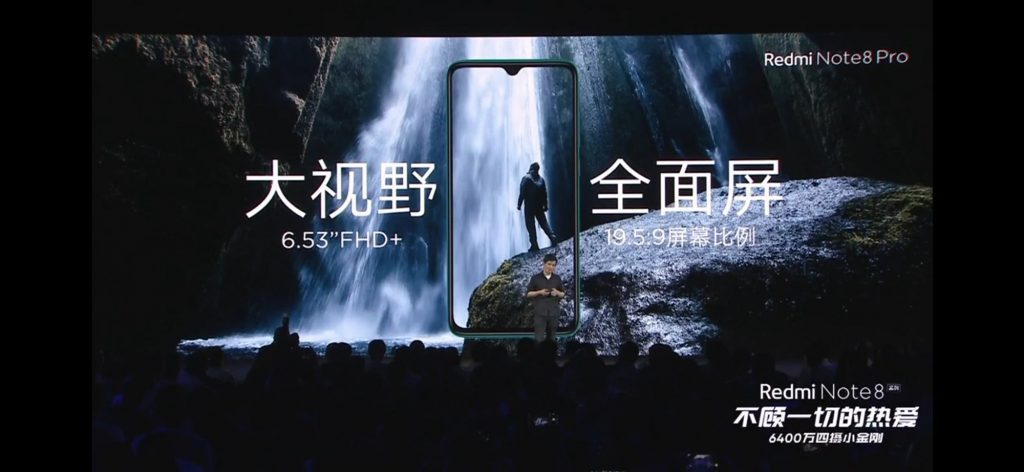 Названы цены смартфона Redmi Note 8 Pro для Европы