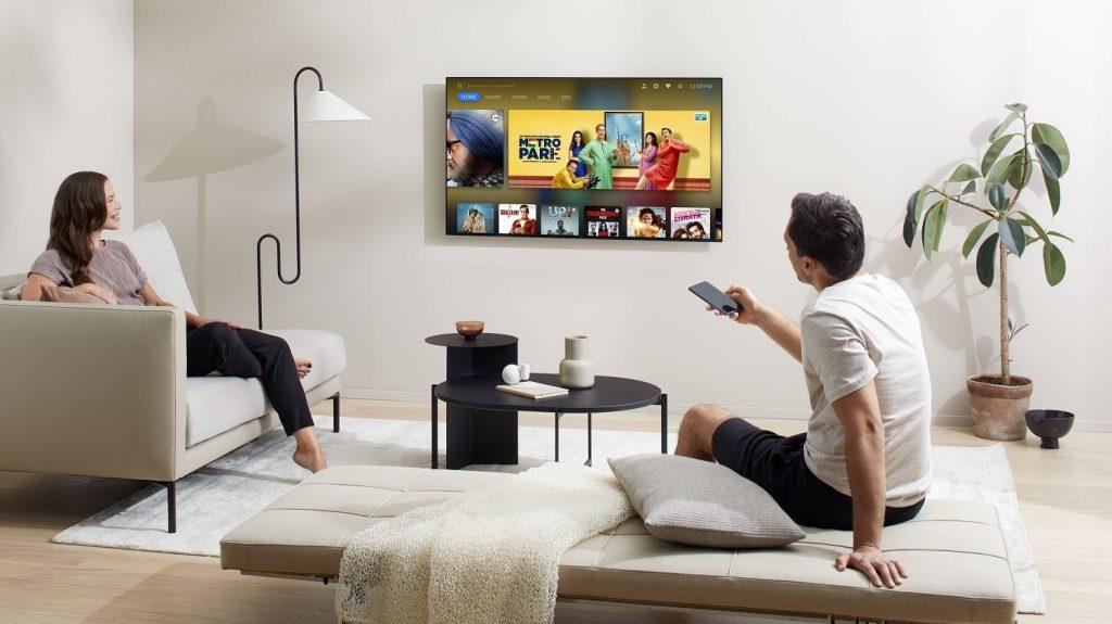 OnePlus представила свой первый «умный» телевизор OnePlus TV