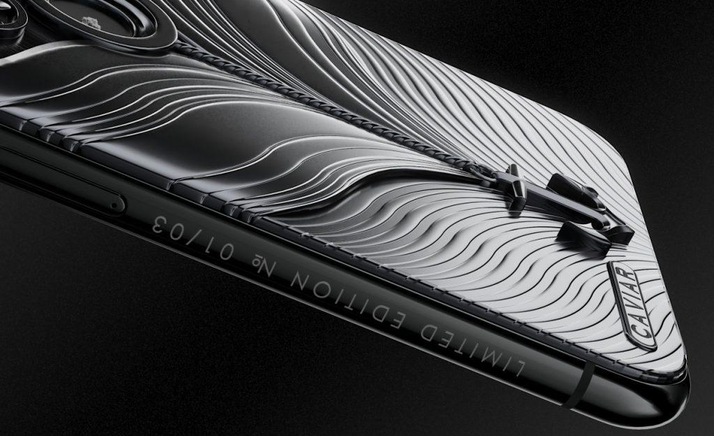 Caviar представила очень дорогие iPhone 11 Pro из уникальных материалов