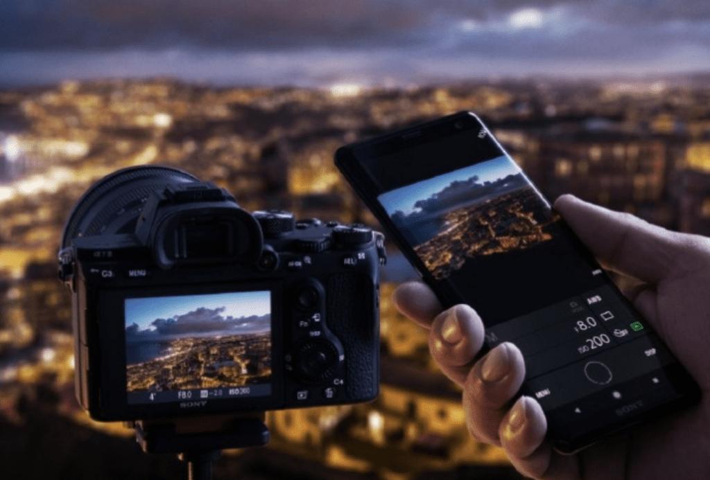 Sony представила смартфон Sony Xperia 1 для фотографов