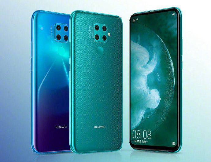 Huawei представила новый смартфон Huawei Nova 5z