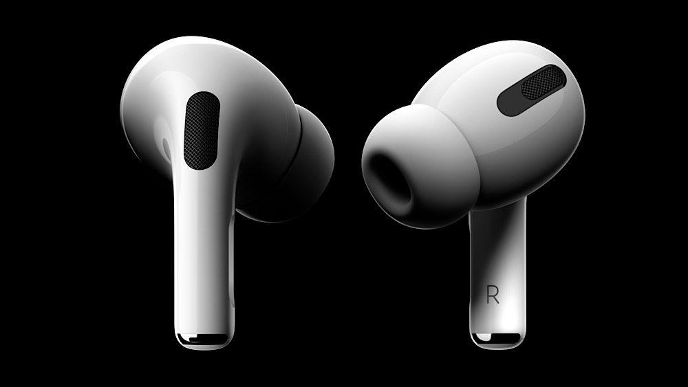 Apple презентовала наушники AirPods Pro