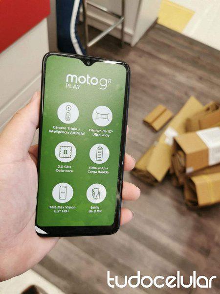 Раскрыты характеристики мощного и дешевого смартфона от Motorola