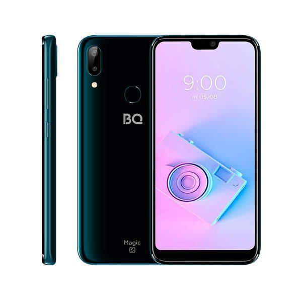 BQ представила недорогой смартфон с NFC и 16 Мп камерой