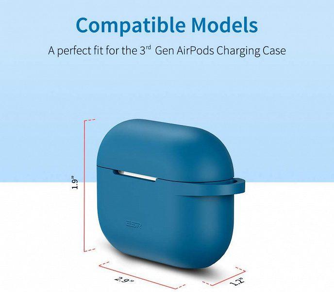 Amazon случайно подтвердил существование Apple Airpods 3