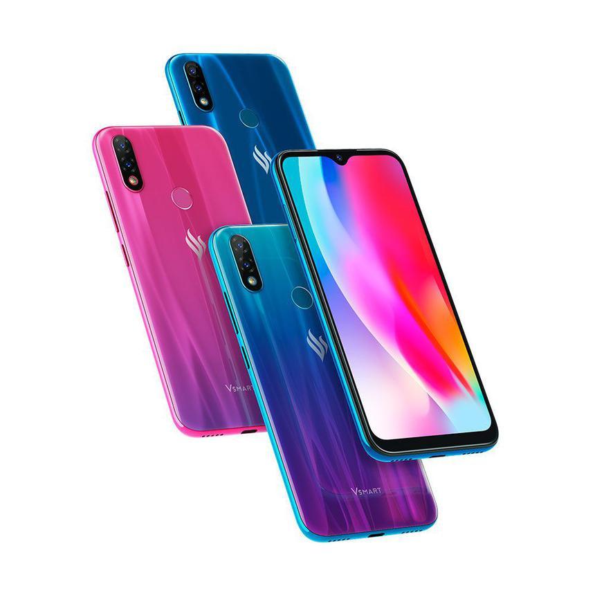 Вьетнамская Vinsmart представила в России четыре новых смартфона