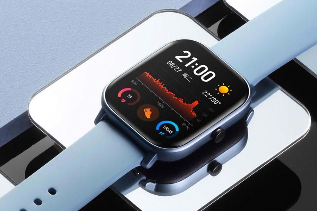 Клон Apple Watch от Amazfit стал доступен для покупки в России