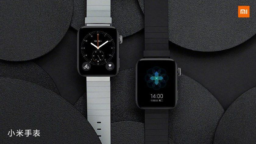 «Умные» часы Xiaomi Watch будут стоить около 285 долларов