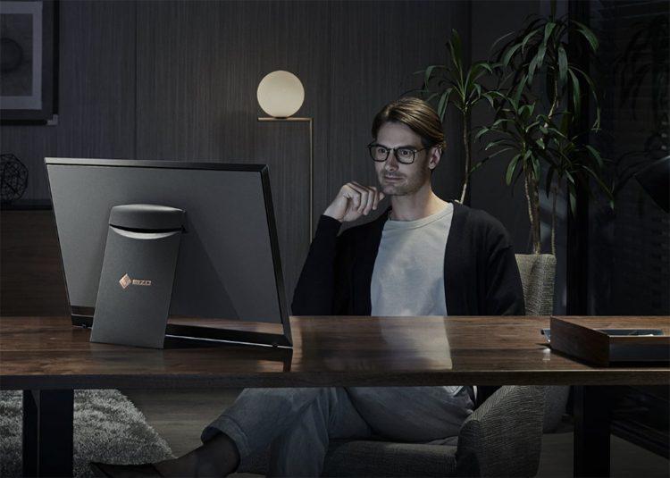 В пермиальном мониторе EIZO Foris Nova используют экран OLED 4K