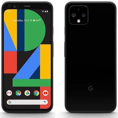 В Сети опубликовали официальный рендер Google Pixel 4