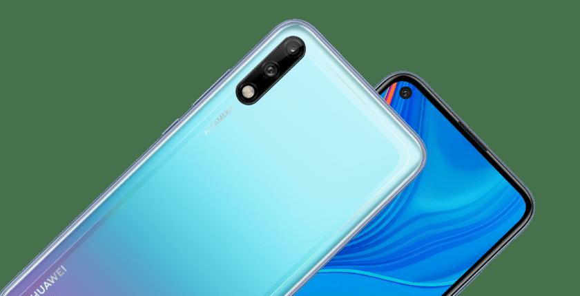 Huawei представила новый недорогой смартфон Enjoy 10