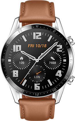 Huawei Watch GT 2 стали доступны для заказа за 14 990 рублей