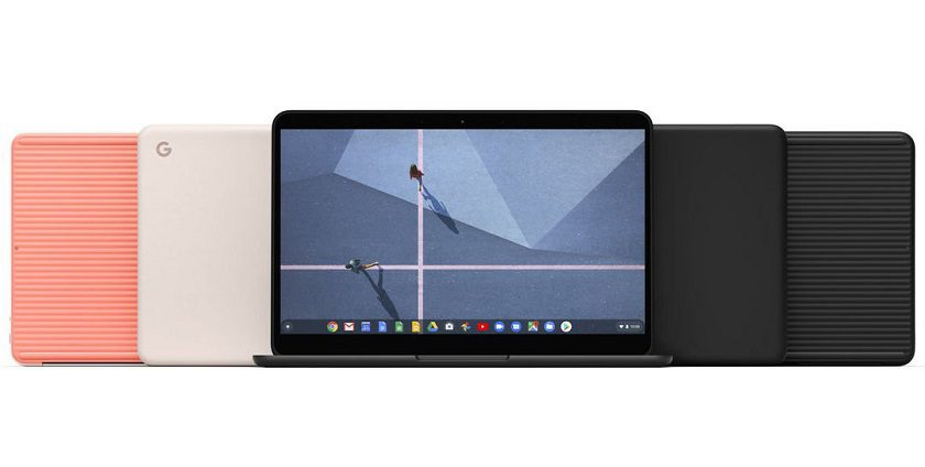 Google официально представила недорогой ноутбук Pixelbook Go