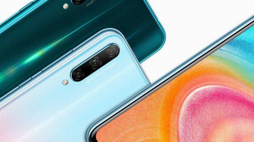 Huawei представил бюджетный смартфон Huawei Enjoy 10s
