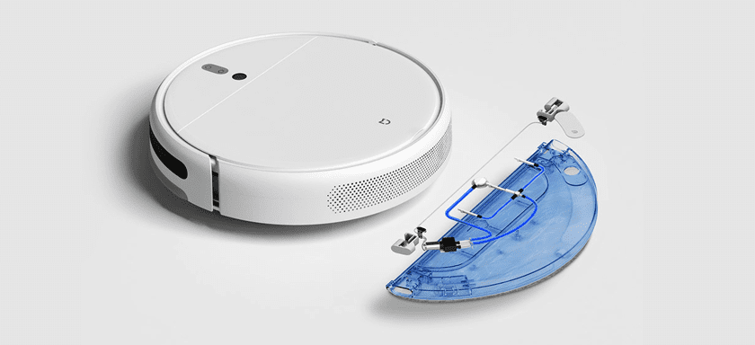 Xiaomi представила новый робот-пылесос за 12 тыс. рублей
