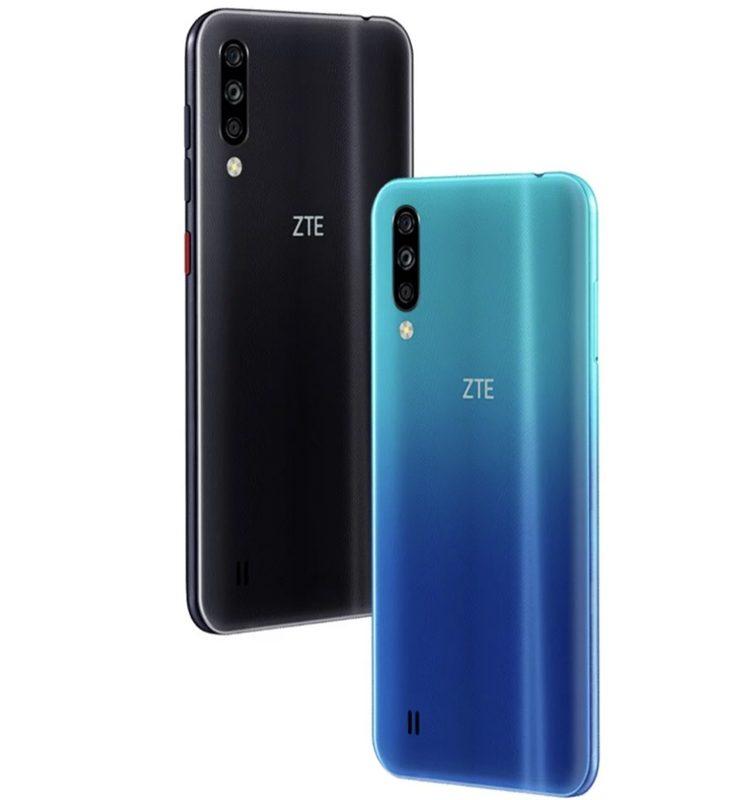 ZTE представила недорогой смартфон Blade A7s с тройной камерой