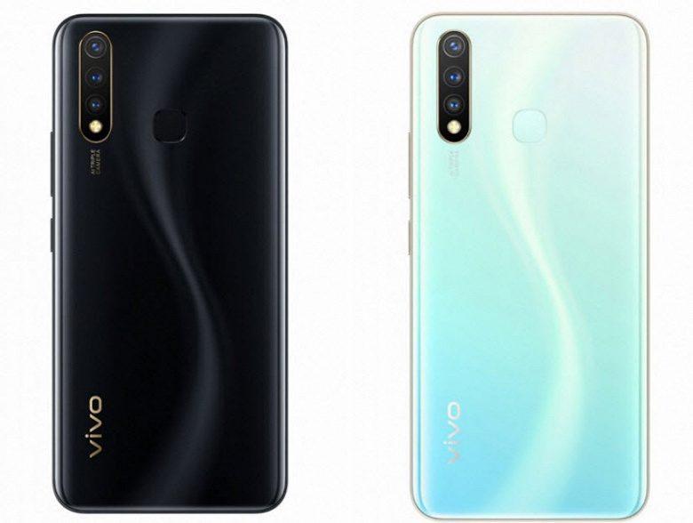 Vivo в РФ начала продажи доступного смартфона Vivo Y19