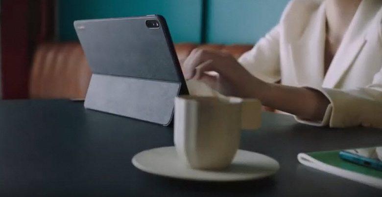 Huawei MatePad Pro показали на официальном видео