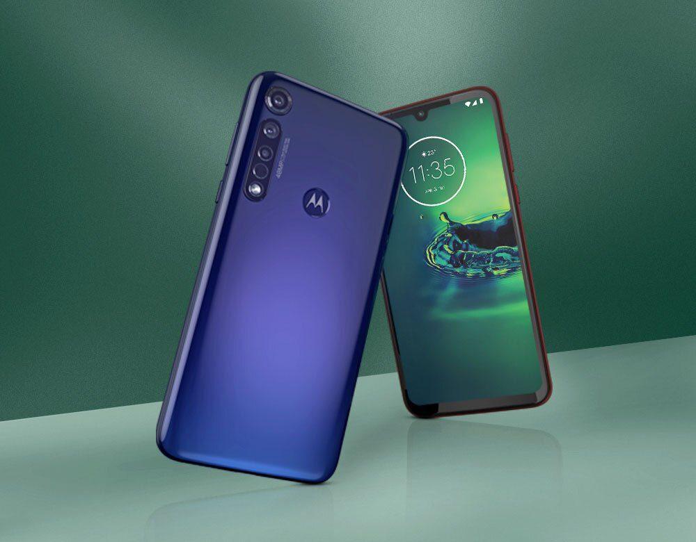 Motorola начала продажи в РФ смартфонов Moto G8 Plus и Moto E6 Plus