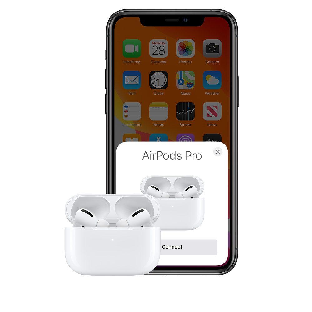 Apple в РФ объявила о старте продаж новых наушников AirPods Pro