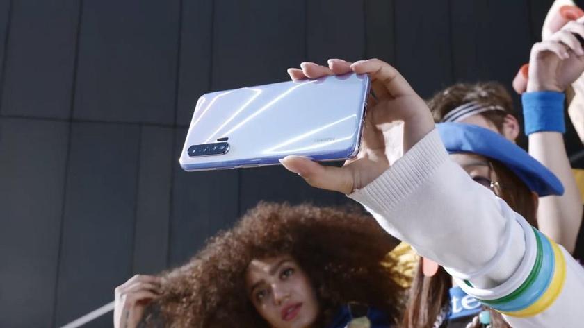 Смартфон Huawei Nova 6 5G показали на официальном видео