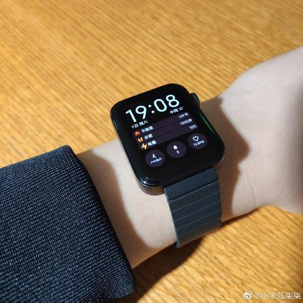 Автономность Xiaomi Mi Watch оказалась больше заявленного