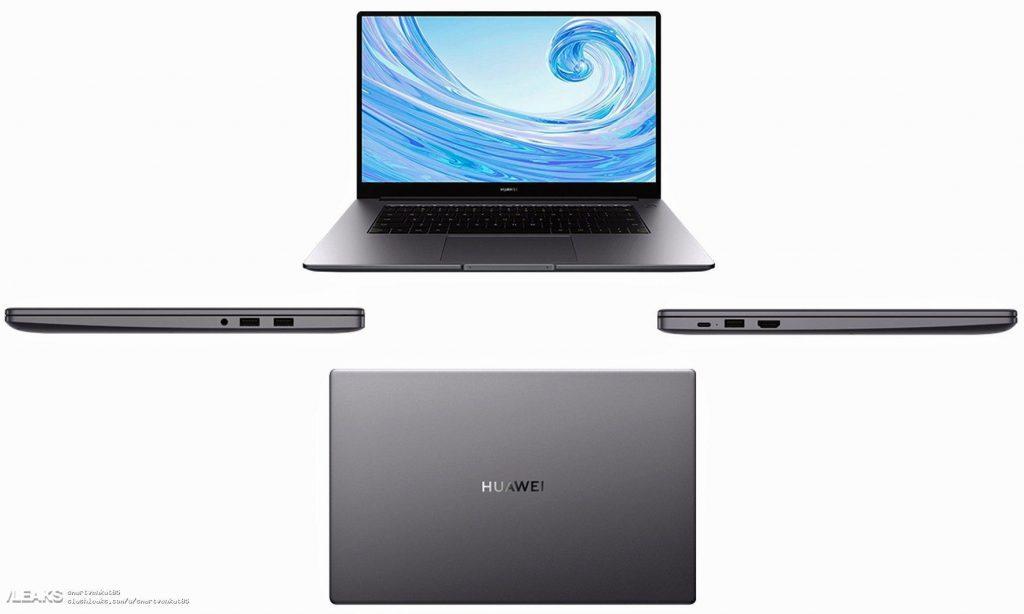 В Сети раскрыли внешность безрамочных ноутбуков Huawei