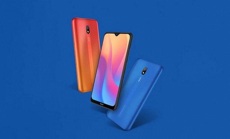 В РФ стали доступны для покупки смартфоны Redmi 8 и Redmi 8A