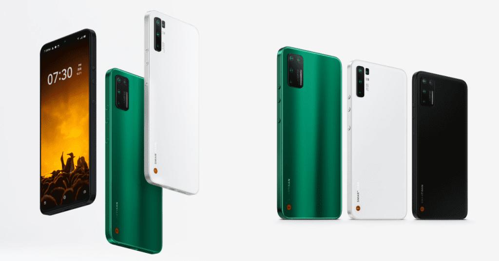 Представлен топовый смартфон Smartisan Nut Pro 3 с металлическим корпусом