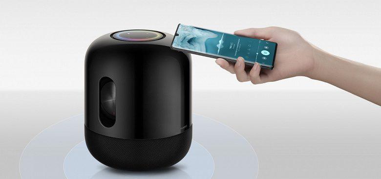 Колонка Huawei Sound X получила мощную акустическую систему
