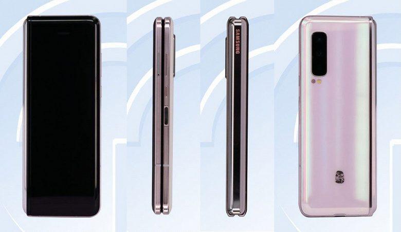 Новый Samsung W20 5G оказался копией Galaxy Fold
