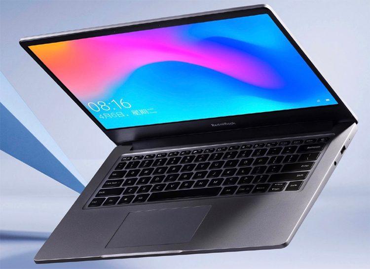 Redmi начала продажи ноутбука RedmiBook 14 Ryzen Edition с AMD Ryzen 5
