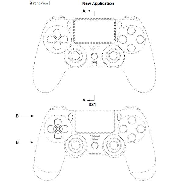 Sony запатентовала дизайн контроллера новой PlayStation 5