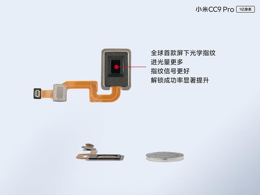 Xiaomi показала разобранный 108-Мп смартфон Mi Note 10