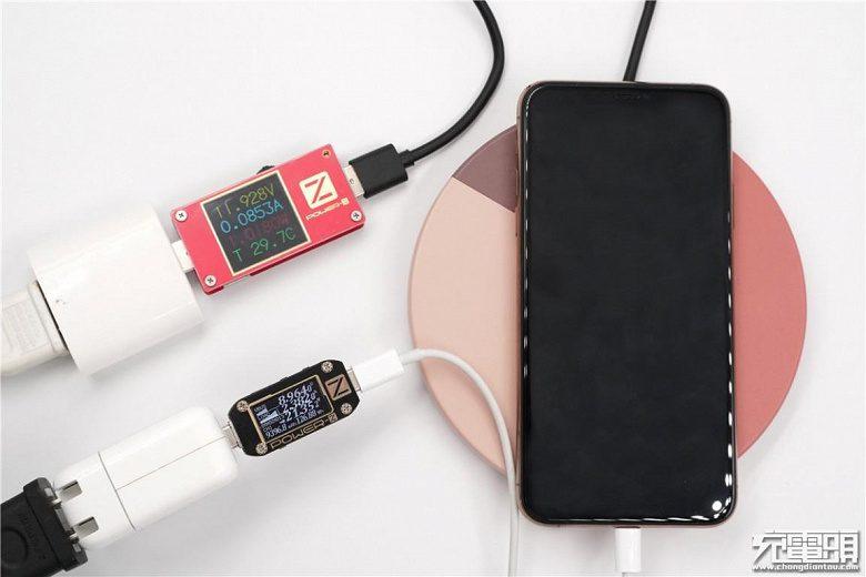 Выяснилось, что будет если подключить смартфон к беспроводной и проводной зарядкам