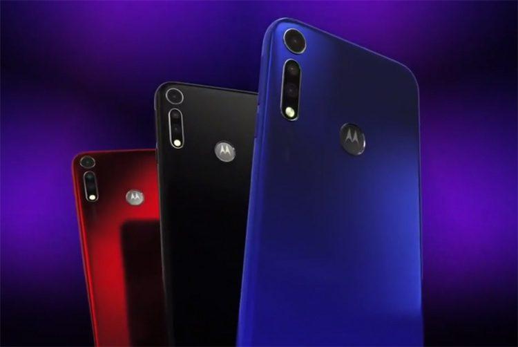 Раскрыт дизайн нового смартфона Moto G8 с тройной камерой