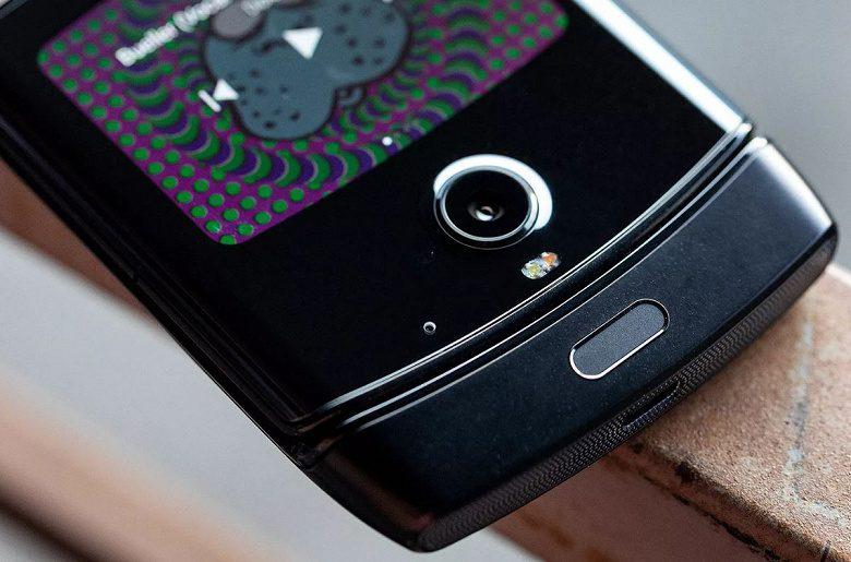 Motorola представила новое поколение «раскладушки» Razr