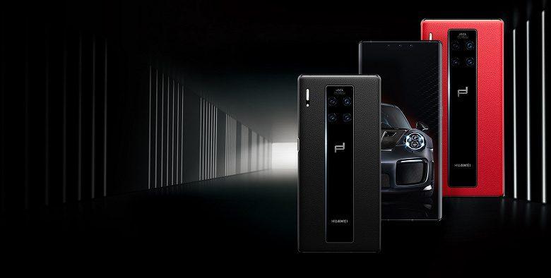 Самый дорогой смартфон Huawei Mate 30 появился в продаже
