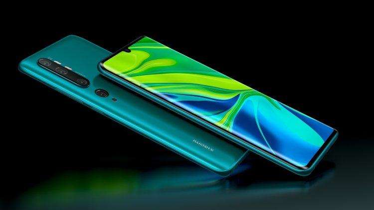 Xiaomi представила в России Xiaomi Mi Note 10 и Redmi Note 8T
